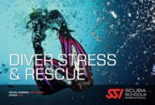 SSI rescue diver smögen